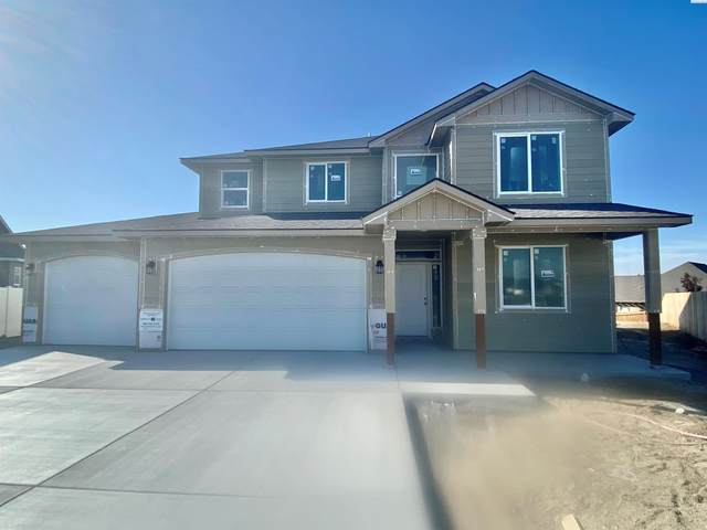 1730 S Dewberry Place, Kennewick, WA 99338 (MLS #257359) :: The Phipps Team