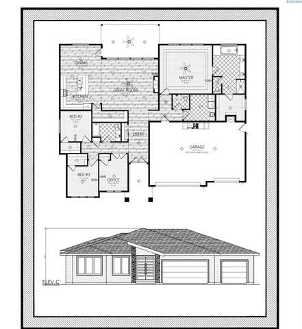 4054 Highview St, Richland, WA 99352 (MLS #257374) :: Shane Family Realty