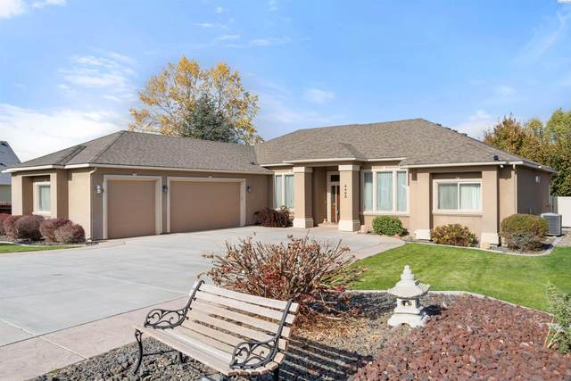 4400 Norma Loop, West Richland, WA 99353 (MLS #257395) :: Shane Family Realty