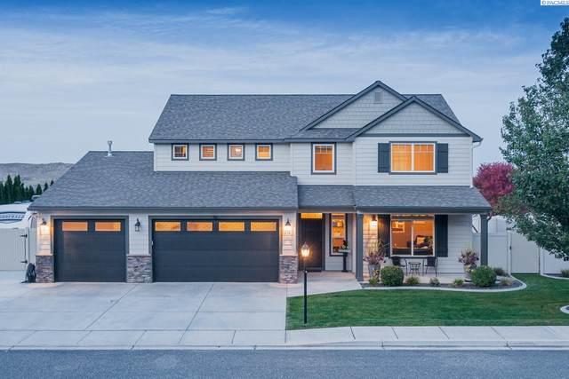 630 Nastacia Street, Richland, WA 99352 (MLS #257400) :: Shane Family Realty