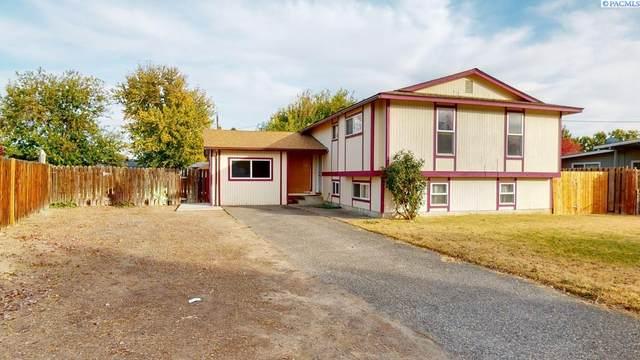 1717 S Everett Place, Kennewick, WA 99337 (MLS #257435) :: Shane Family Realty