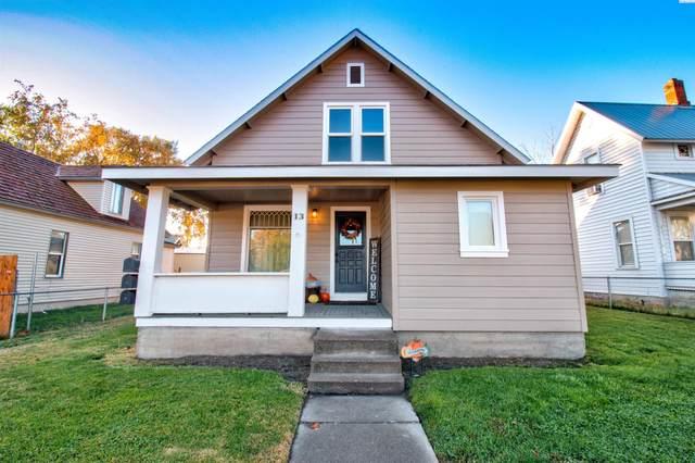 13 W 3rd Ave, Kennewick, WA 99336 (MLS #257468) :: Matson Real Estate Co.