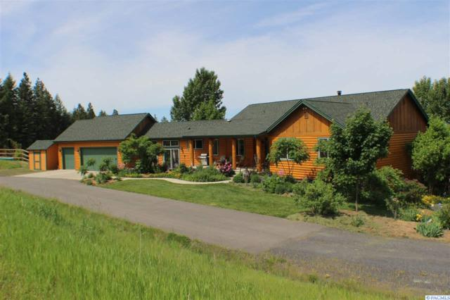 1215 Saddle Ridge Road, Moscow, ID 83843 (MLS #221936) :: The Lalka Group
