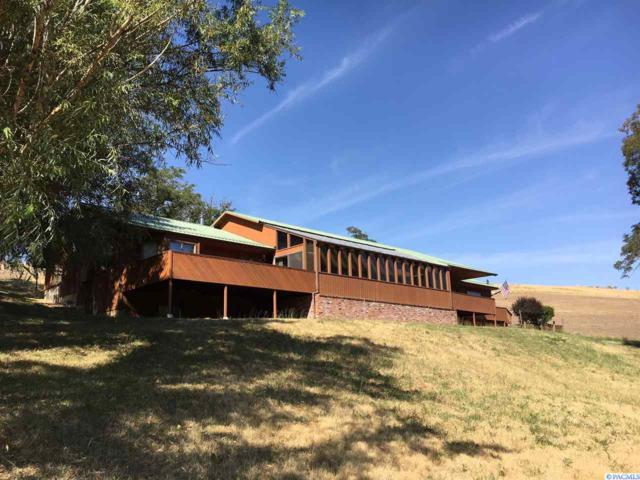 4652 S Palouse River Rd., Colfax, WA 99111 (MLS #223931) :: The Lalka Group