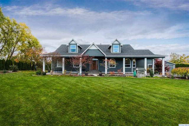 462 Tuttle Lane, Burbank, WA 99323 (MLS #225711) :: PowerHouse Realty, LLC