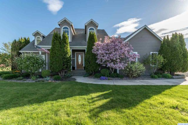 503 Fraser Dr, Pasco, WA 99301 (MLS #227193) :: The Lalka Group