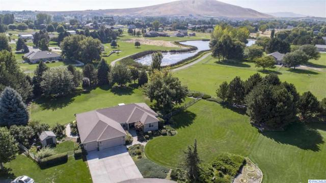 3323 Cattail Ct, West Richland, WA 99353 (MLS #232421) :: Dallas Green Team