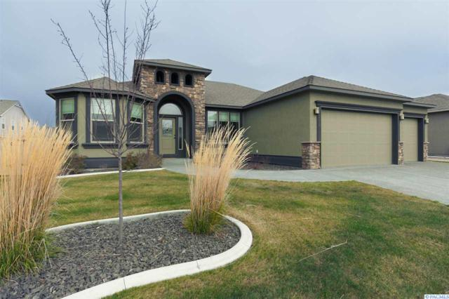 2243 Copperleaf St., Richland, WA 99354 (MLS #233898) :: The Lalka Group