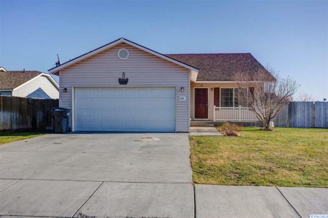 623 N Arbutus Ave, Pasco, WA 99301 (MLS #234688) :: Community Real Estate Group