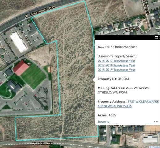 9757 W Clearwater, Kennewick, WA 99336 (MLS #235645) :: Premier Solutions Realty