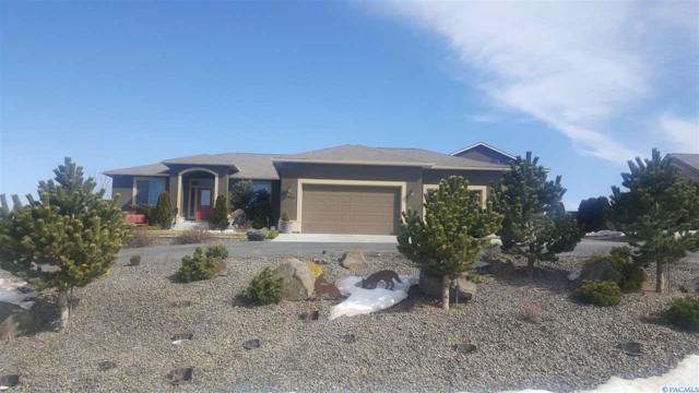 2864 Karlee Drive, Richland, WA 99352 (MLS #235933) :: Premier Solutions Realty