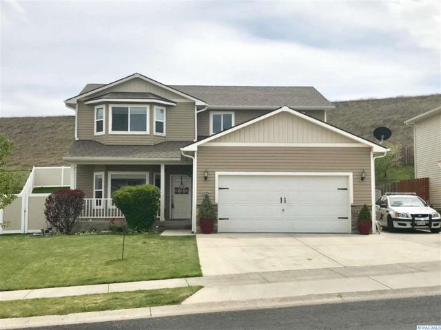 1225 SW Latour Peak St, Pullman, WA 99163 (MLS #237265) :: Premier Solutions Realty
