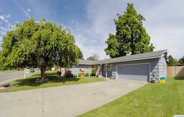 510 W 21st Ave, Kennewick, WA 99337 (MLS #237329) :: Community Real Estate Group