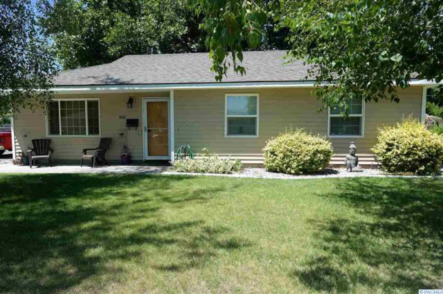 651 Cedar Ave, Richland, WA 99352 (MLS #237632) :: Community Real Estate Group