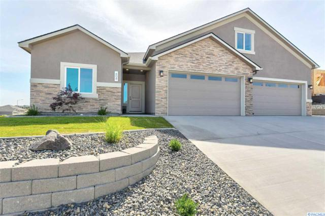 608 Troy Ave, West Richland, WA 99354 (MLS #237921) :: The Lalka Group