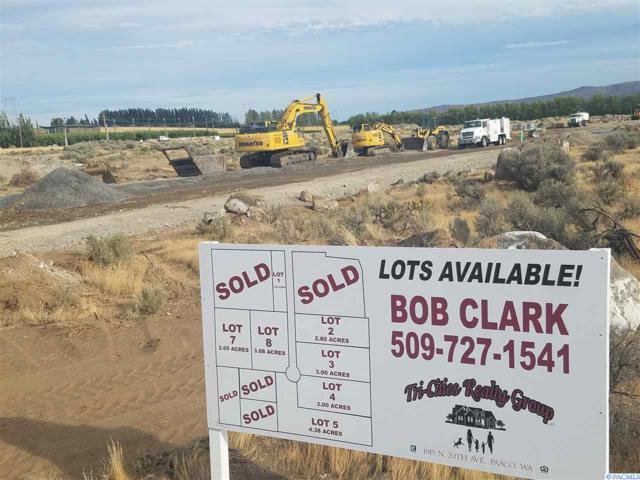 NKA Government Way, Mattawa, WA 99349 (MLS #237981) :: Community Real Estate Group