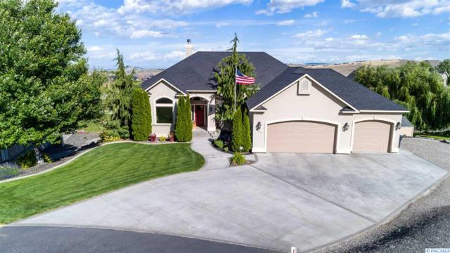 15611 S Mountain Ridge Ct., Kennewick, WA 99338 (MLS #238311) :: Community Real Estate Group