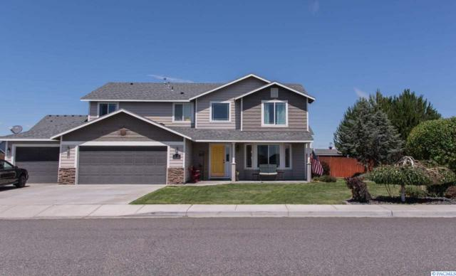5721 Salem Dr, Pasco, WA 99301 (MLS #238469) :: Dallas Green Team