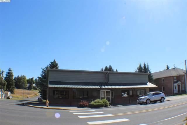 201 S Montgomery, Uniontown, WA 99179 (MLS #240119) :: Beasley Realty