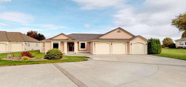 3607 S Green Street, Kennewick, WA 99337 (MLS #241409) :: Community Real Estate Group