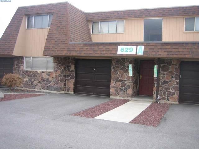 629 N Fisher, Kennewick, WA 99336 (MLS #243589) :: Community Real Estate Group