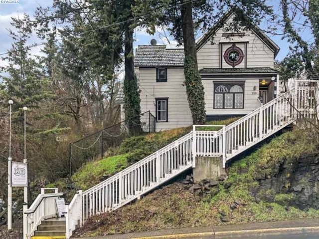215 SE Paradise Street, Pullman, WA 99163 (MLS #243714) :: Beasley Realty
