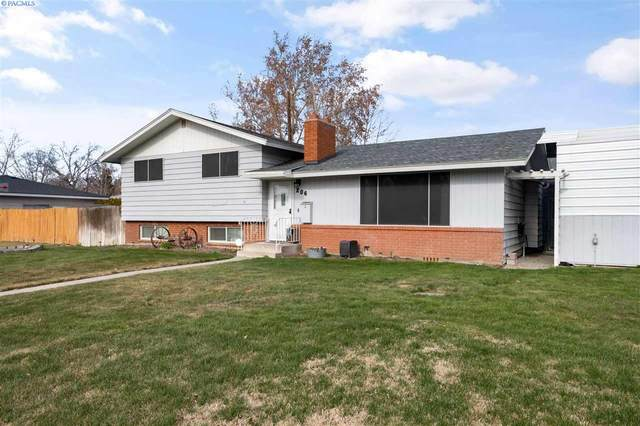 206 Cottonwood Dr, Richland, WA 99352 (MLS #243805) :: Community Real Estate Group