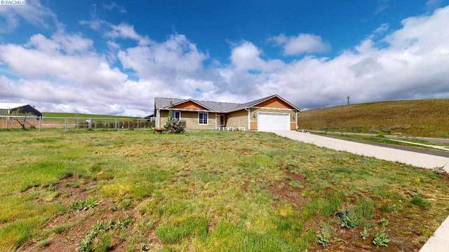 602 Palouse Court, Uniontown, WA 99179 (MLS #244069) :: Premier Solutions Realty