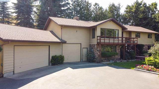 1725 NW Hall Drive, Pullman, WA 99163 (MLS #244426) :: Premier Solutions Realty
