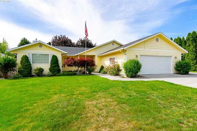 2107 W 34th Ave, Kennewick, WA 99337 (MLS #246171) :: Story Real Estate