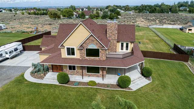 3080 S 38th Avenue, West Richland, WA 99353 (MLS #246686) :: Story Real Estate