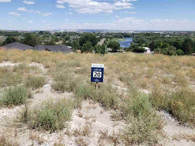 Lot 20 Nicholas Ln, West Richland, WA 99353 (MLS #247240) :: Columbia Basin Home Group