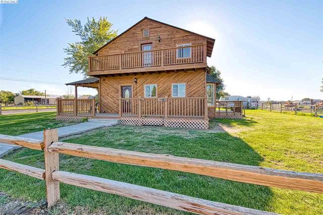 27502 S 2161 PRSE, Finley, WA 99337 (MLS #247689) :: Dallas Green Team
