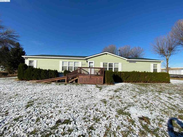 102 S Margin St, St. John, WA 99171 (MLS #248463) :: Matson Real Estate Co.
