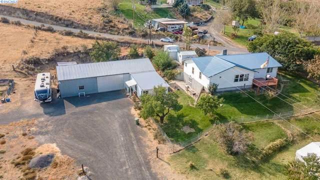 101 Hatch Grade Road, Wallula, WA 99363 (MLS #248641) :: Tri-Cities Life