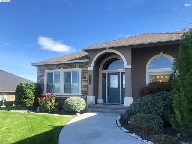 1228 Plateau Dr, Richland, WA 99352 (MLS #249414) :: Matson Real Estate Co.