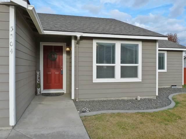 5504 Kirkwood Ln, West Richland, WA 99353 (MLS #249954) :: Matson Real Estate Co.