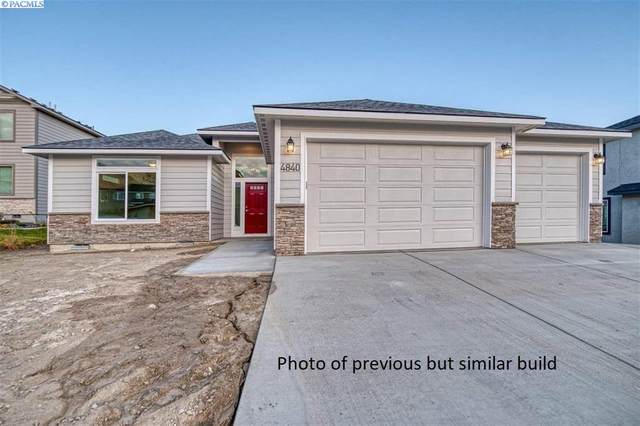 1046 Nez Perce, Richland, WA 99352 (MLS #250126) :: Premier Solutions Realty