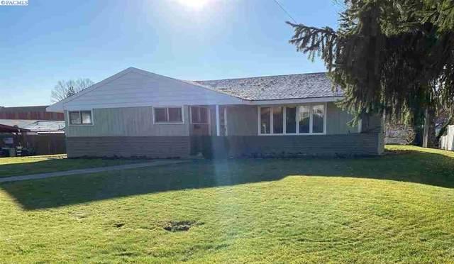 9 Short St, St. John, WA 99171 (MLS #250150) :: Matson Real Estate Co.