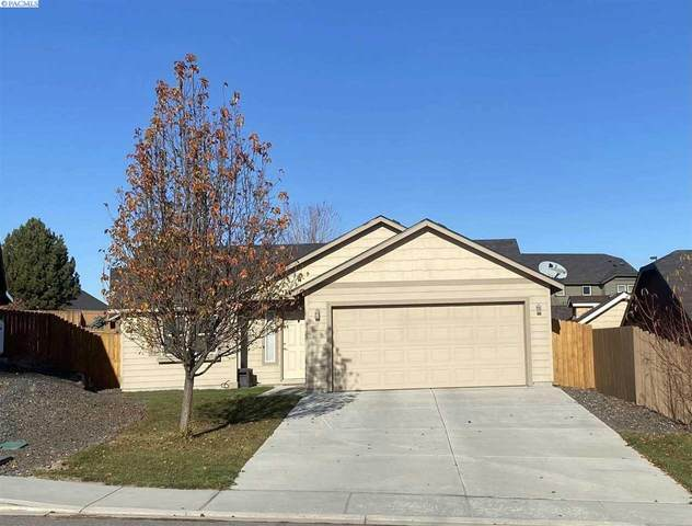 9354 W 5th Pl, Kennewick, WA 99336 (MLS #250262) :: Dallas Green Team