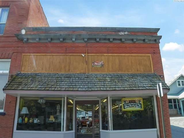 118 S Montgomery, Uniontown, WA 99179 (MLS #250331) :: Matson Real Estate Co.
