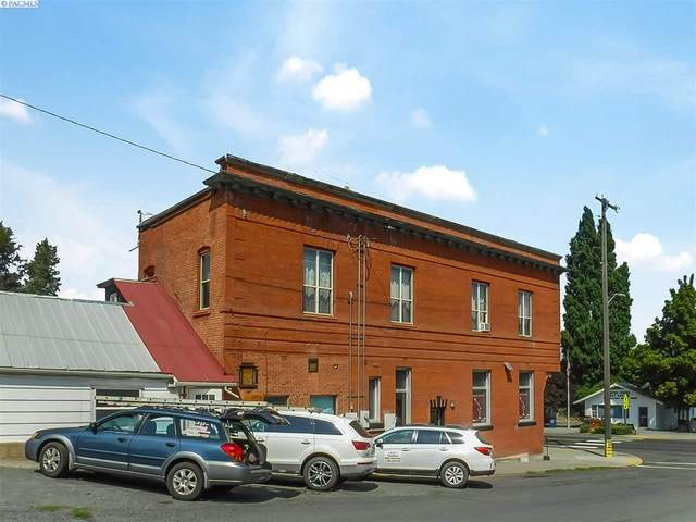 120 / 118 S Montgomery Street, Uniontown, WA 99179 (MLS #250332) :: Results Realty Group