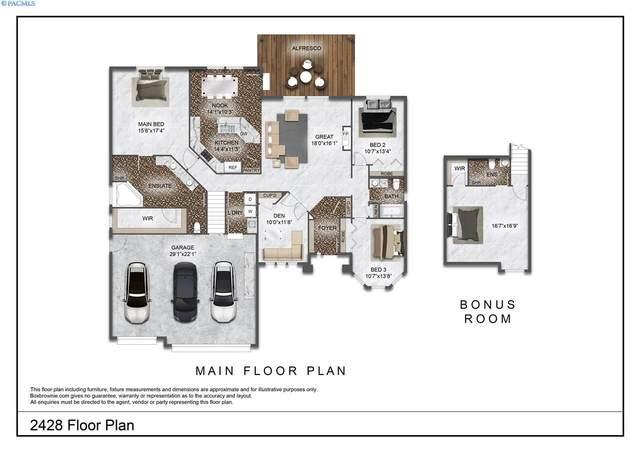 12403 Hunter Rd, Pasco, WA 99301 (MLS #250340) :: Beasley Realty