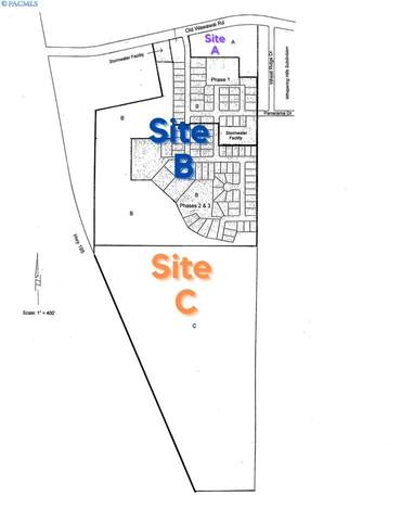TBD Wawawai Road, Site C, Pullman, WA 99163 (MLS #251018) :: Tri-Cities Life