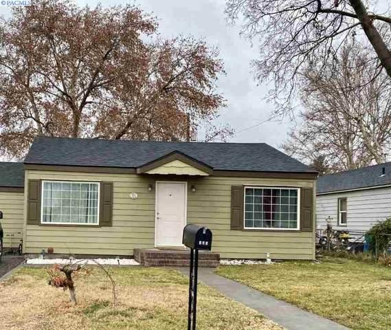 105 E 15th Ave, Kennewick, WA 99337 (MLS #251091) :: Cramer Real Estate Group