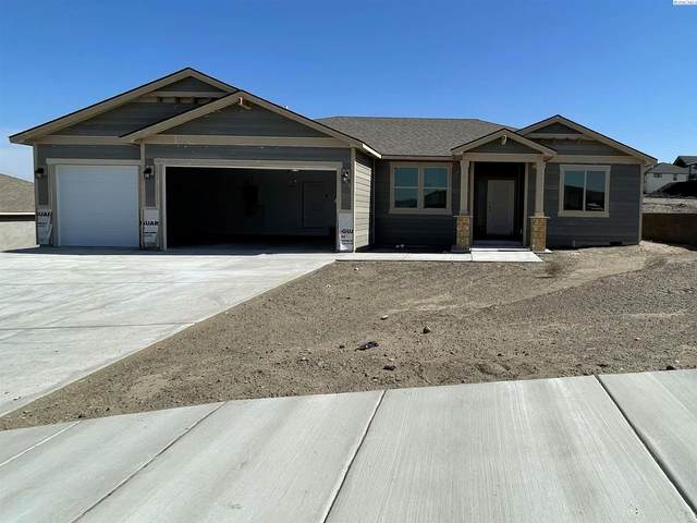 650 Athens Dr, West Richland, WA 99353 (MLS #252468) :: Shane Family Realty