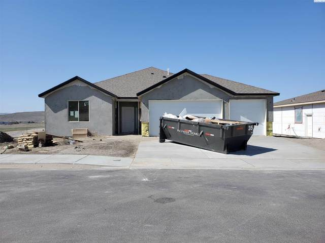 809 Thebes St, West Richland, WA 99353 (MLS #252481) :: Shane Family Realty