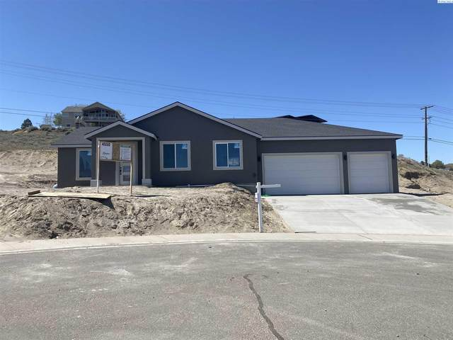 4550 King Ct, West Richland, WA 99353 (MLS #252808) :: Results Realty Group