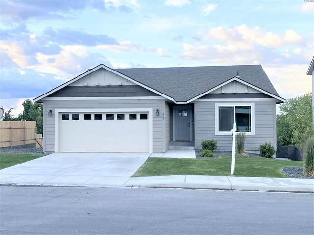 419 E 34th Ct, Kennewick, WA 99337 (MLS #253229) :: Premier Solutions Realty
