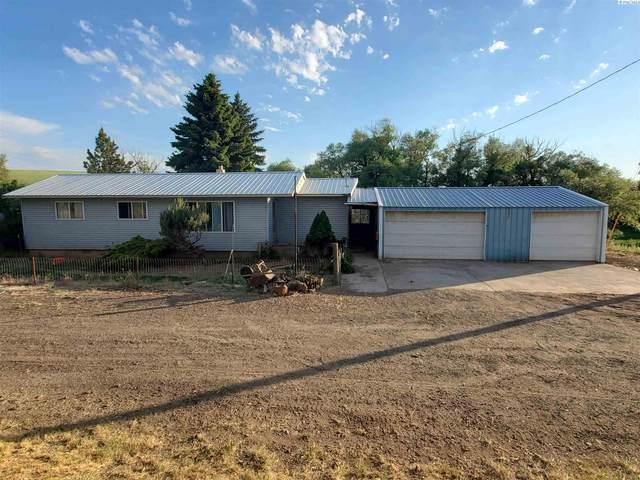 870 Dutch Flat Rd, Pomeroy, WA 99347 (MLS #253359) :: Beasley Realty